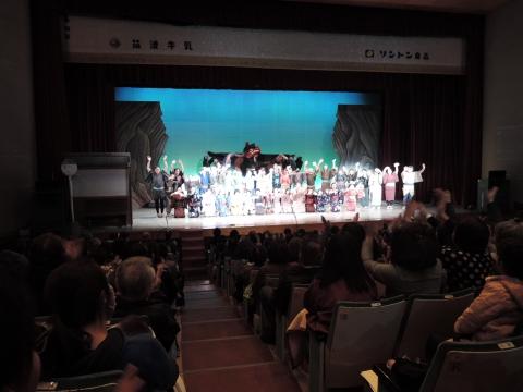 平成28年3月13日市民ミュージカル「龍神さまの祝い丘」⑪