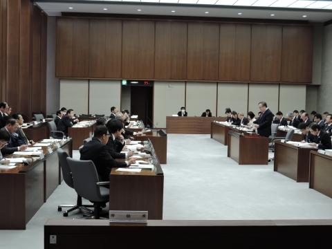 平成28年3月18日予算特別委員会①