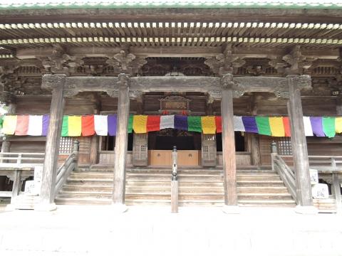 娘の十三詣り「村松山虚空蔵堂」⑪