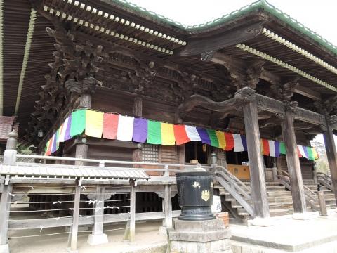 娘の十三詣り「村松山虚空蔵堂」⑫