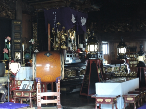 娘の十三詣り「村松山虚空蔵堂」⑬