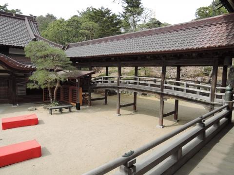 娘の十三詣り「村松山虚空蔵堂」⑭