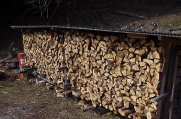 薪いっぱい
