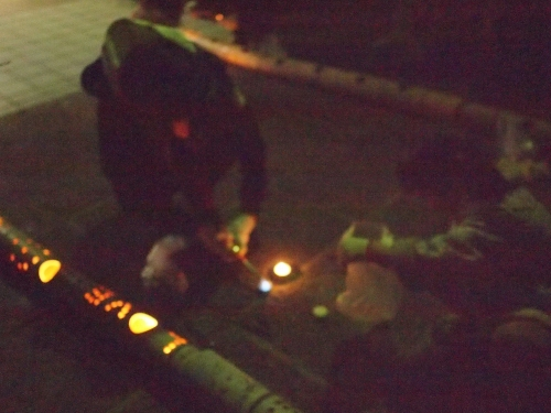 5000竹ロウソクと除夜の鐘H27004