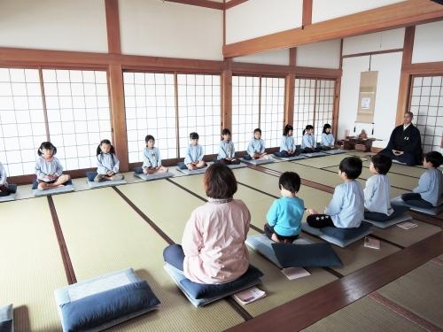 tokozenji坐禅体験16021202