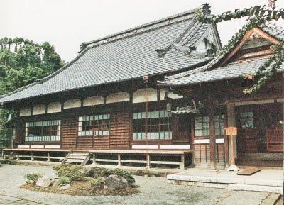 400最明寺 本堂 160219