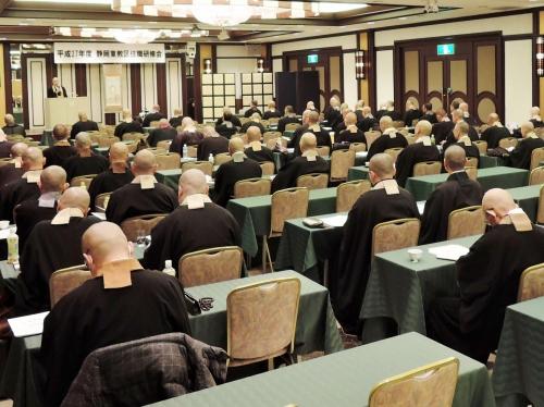 500僧侶の研修会160304