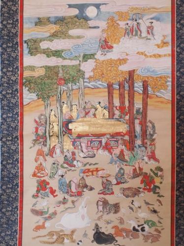500涅槃図160307