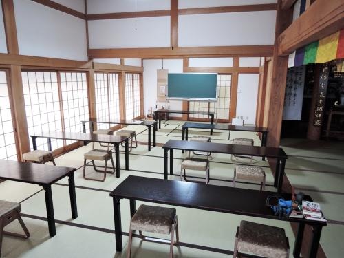 500子供坐禅会 地蔵供養 写経会 勉強会160323006