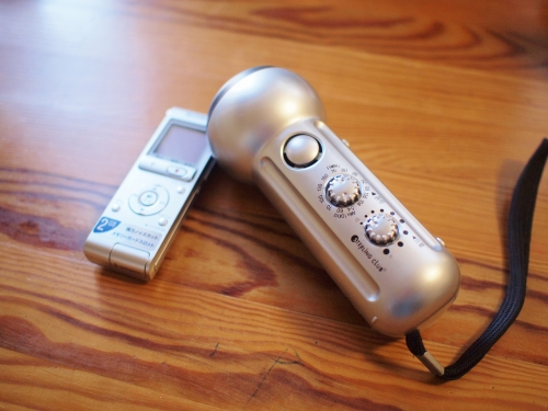 500ラジオと録音