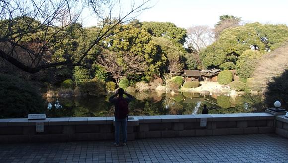 春の庭園開放@東京国立博物館(4)-2