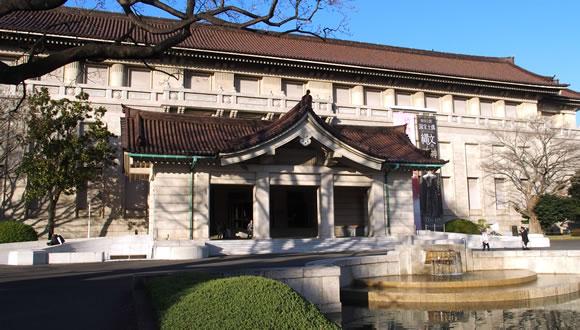 春の庭園開放@東京国立博物館-3