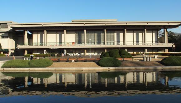 春の庭園開放@東京国立博物館-5