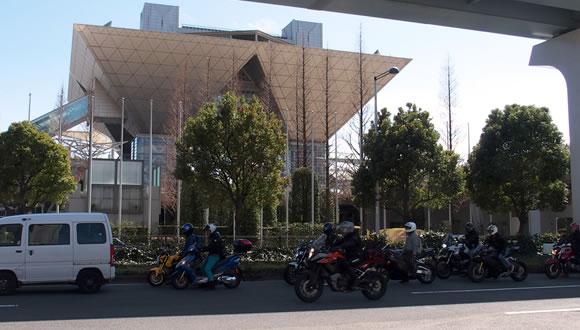 東京モーターサイクルショー2016-1