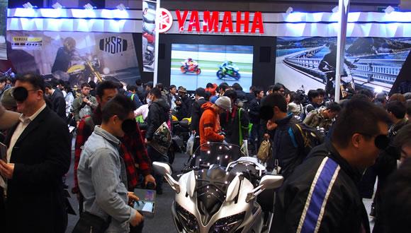 東京モーターサイクルショー2016(3)-1