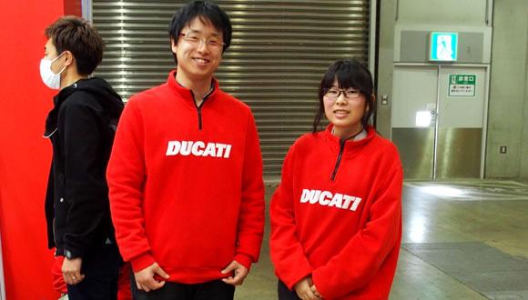 東京モーターサイクルショー2016(2)-1