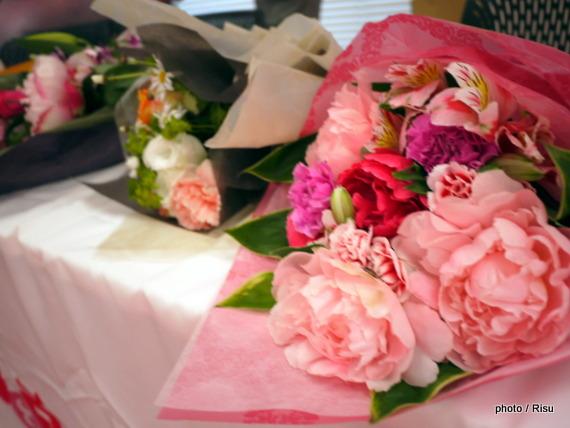 花束「芍薬美人」イイハナ・コム2016母の日