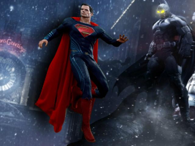 バットマン&スーパーマン