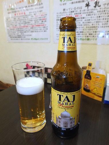 13タージマハルビール1206