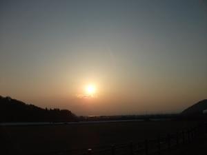160331夕陽