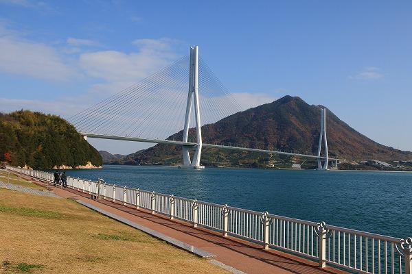 大三島多々羅大橋 151212 01