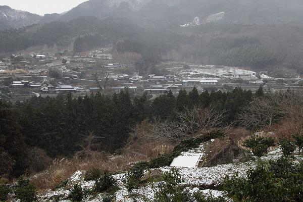河之内雪景色 160124 01