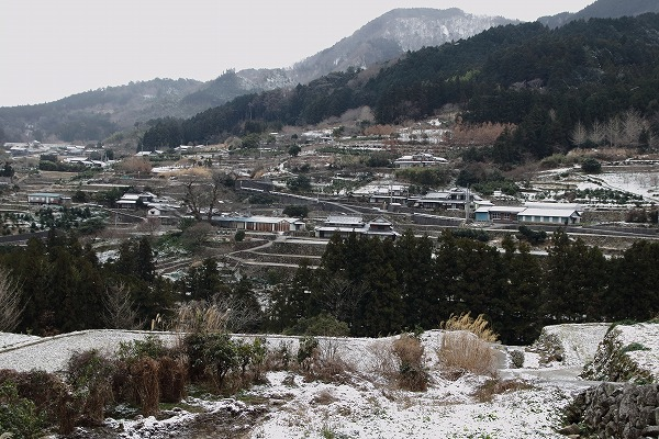 河之内雪景色 160124 02