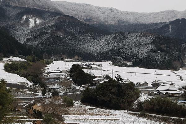 上林雪景色 160124 01