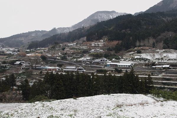 河之内雪景色 160124 03