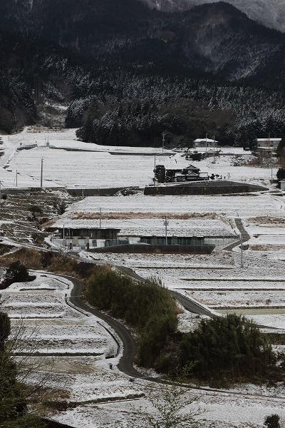 上林雪景色 160124 03