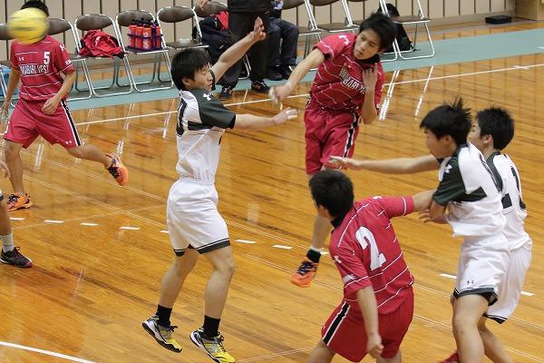 一年生大会決勝 今西-松東 160214 01