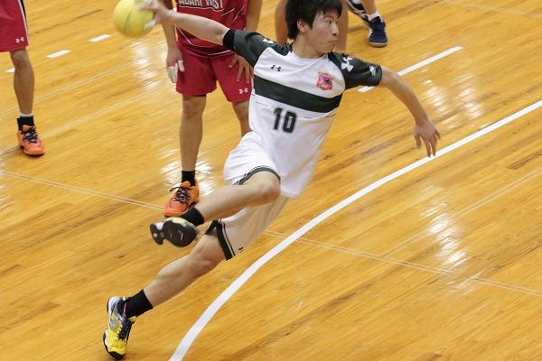 一年生大会決勝 今西-松東 160214 05