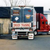 トラックのトレーニング