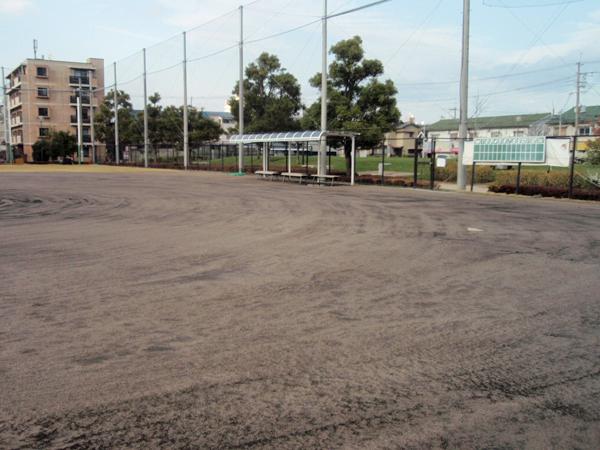 マリンフード豊中少年野球場