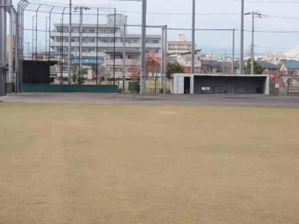 マリンフード豊中少年野球場1