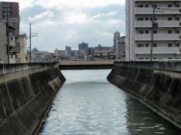 神崎川天竺川