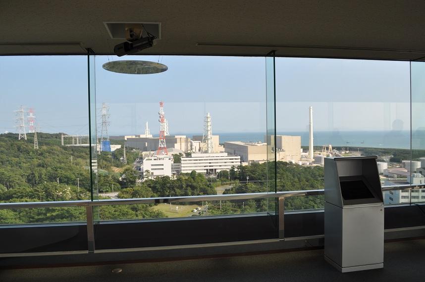 浜岡原発 201107