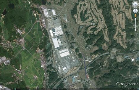 トヨタ九州の工場