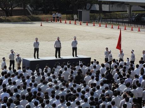 トヨタ労組 本社地区集会2