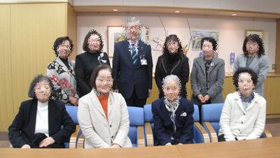 副市長と懇談会