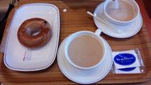 ヴィドフランスでお茶a