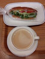 ヴィドフランスでお茶b