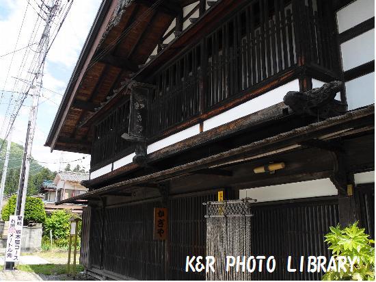 5月4日坂本宿12