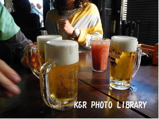 5月4日ハワイアンBBQビール