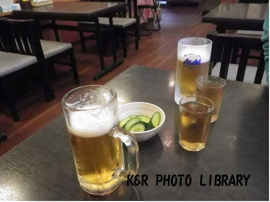 6月7日入船平間店ビール