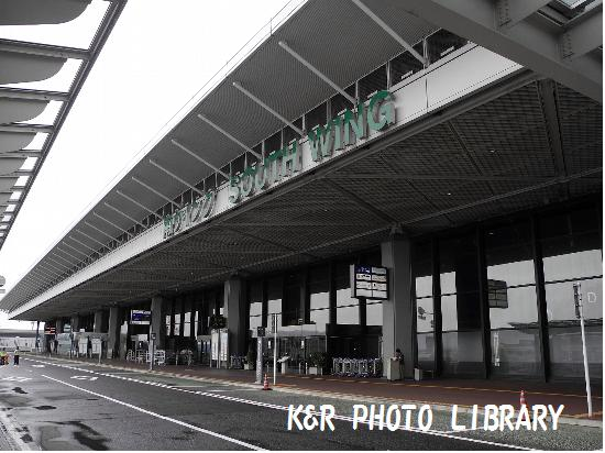 7月16日成田空港南ウイング