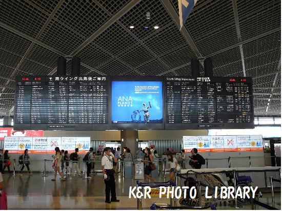 7月16日成田空港案内表示1