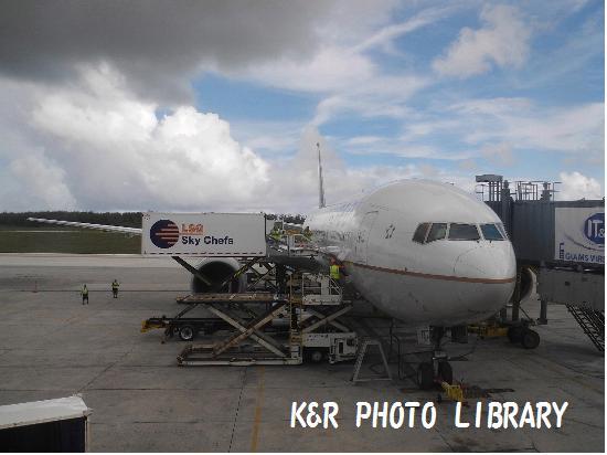 2015年7月16日グアム空港2