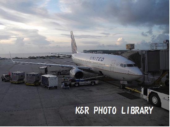 2015年7月16日グアム空港16