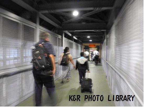 2015年7月16日パラオ空港1